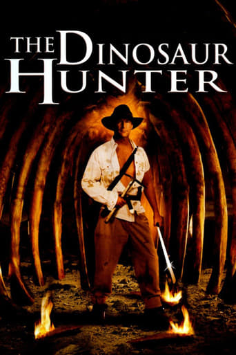Poster of The Dinosaur Hunter