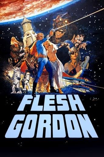 Poster of Flesh Gordon