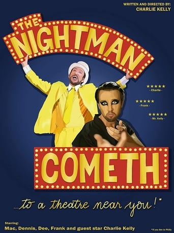 Poster of The Nightman Cometh: Live