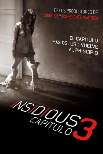 Poster of Insidious: Capítulo 3