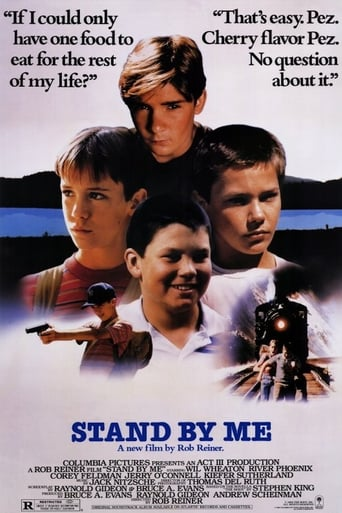 Poster of Stand by Me fragman