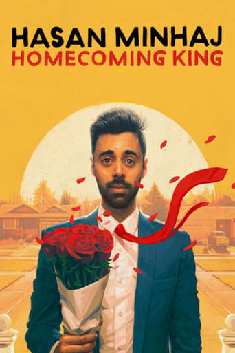 Poster of Hasan Minhaj: Homecoming King