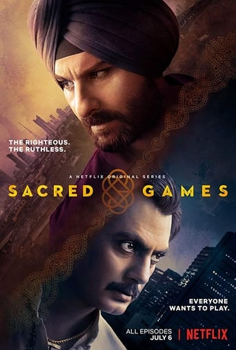 Sacred Games Movie Poster
