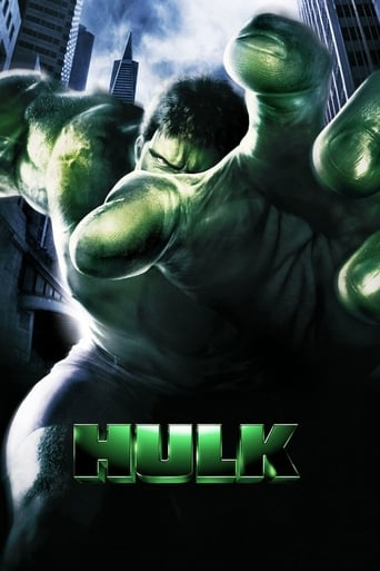 Hulk (2003) - poster