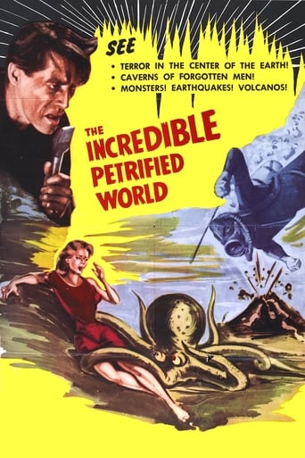 Poster of The Incredible Petrified World