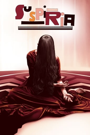 Film Suspiria streaming VF gratuit complet