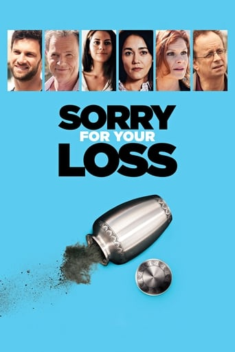 Sorry for Your Loss Poster