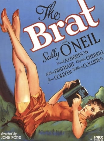 Poster of The Brat
