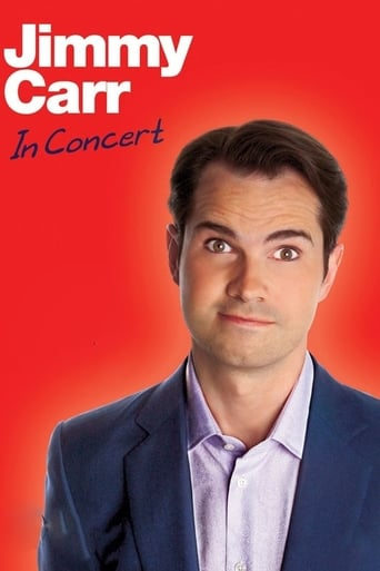 Jimmy Carr: In Concert