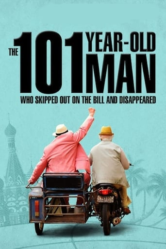 Poster of The 101-Year-Old Man Who Skipped Out on the Bill and Disappeared