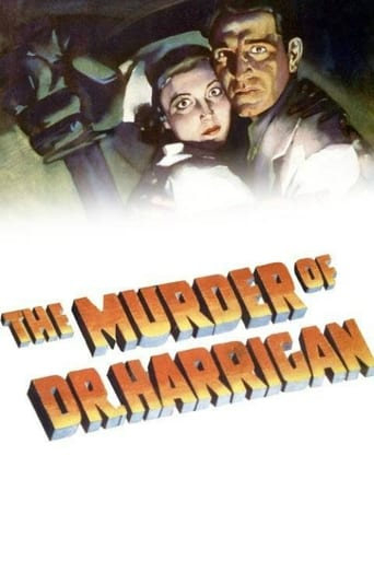 Poster of The Murder of Dr. Harrigan