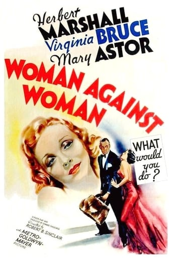 Poster of Woman Against Woman
