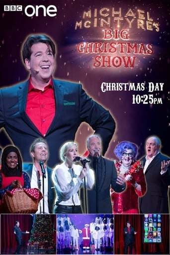 Poster of Michael McIntyre's Big Christmas Show