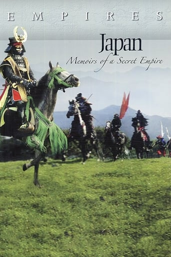 Poster of Japan: Memoirs of a Secret Empire