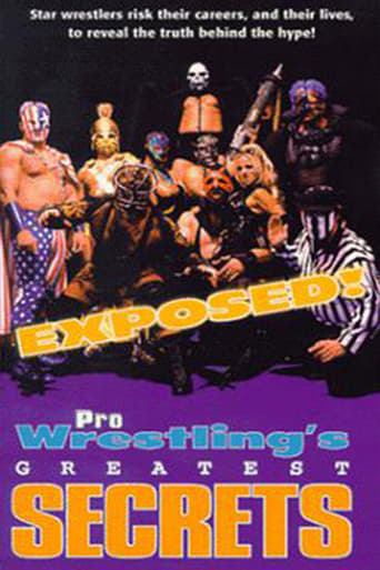 Poster of Exposed! Pro Wrestling's Greatest Secrets