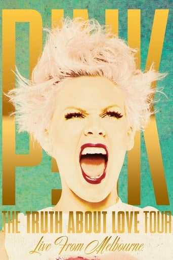 Poster of Pink: The Truth About Love Tour - Live from Melbourne
