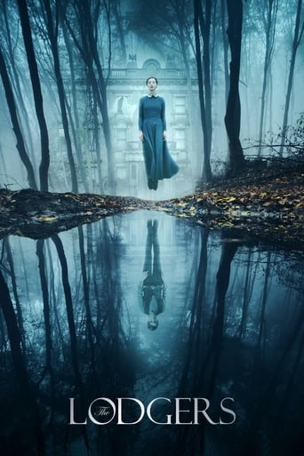 Poster of The Lodgers