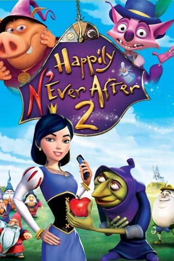 Poster of Happily N'Ever After 2