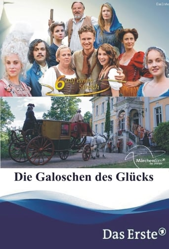 Poster of Die Galoschen des Glücks