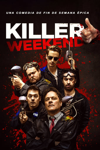 Poster of Killer Weekend