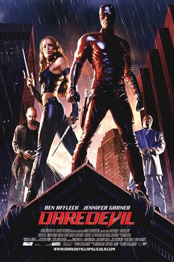 Poster of Daredevil