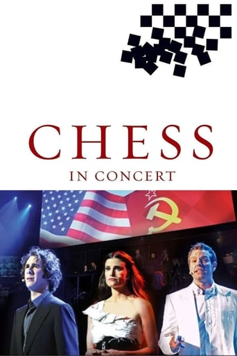 Poster of Chess in Concert