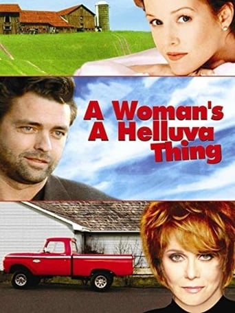 Poster of A Woman's a Helluva Thing