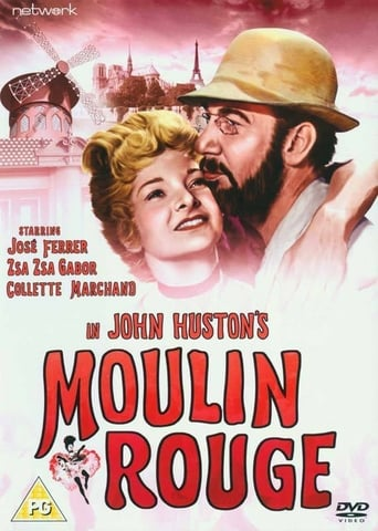 Poster of Moulin Rouge