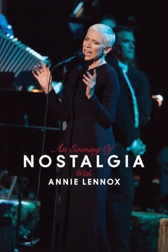 Annie Lennox: An Evening of Nostalgia With Annie Lennox