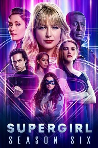 Supergirl 6ª Temporada - Poster