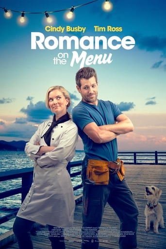 Poster of Romance on the Menu