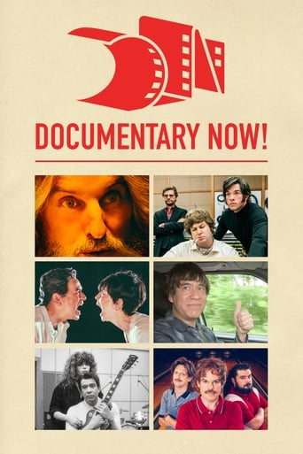 Documentary Now! Poster