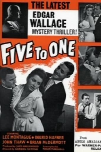 Poster of Five to One