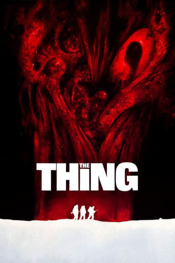 Poster of The Thing