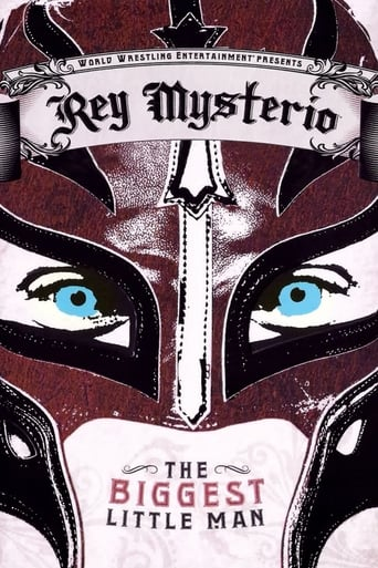 Poster of WWE: Rey Mysterio - The Biggest Little Man