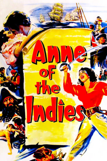 Poster of Anne of the Indies