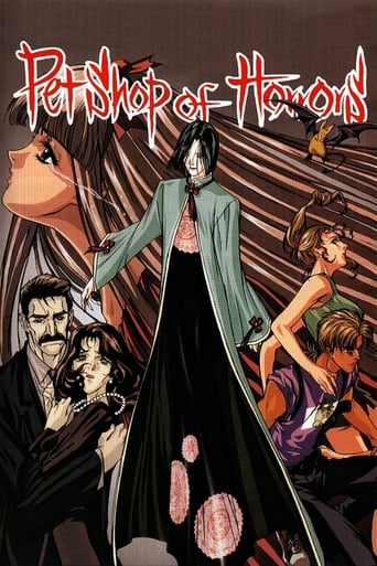 Poster of Pet Shop of Horrors