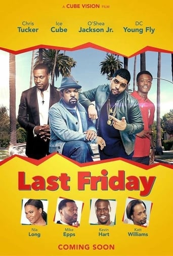 Poster of Last Friday
