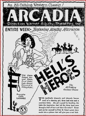 Poster of Hell's Heroes
