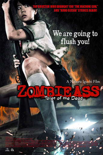 Poster of Zombie Ass: Toilet of the Dead