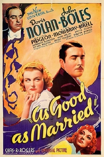 Poster of As Good as Married