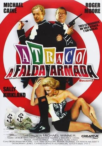 Poster of Atraco a falda armada
