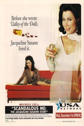 Poster of Scandalous Me: The Jacqueline Susann Story