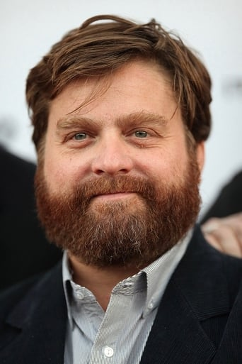 Zach Galifianakis alias The Joker (voice)