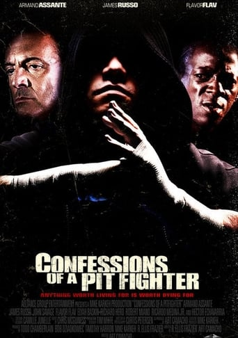 Poster of Confessions of a Pit Fighter