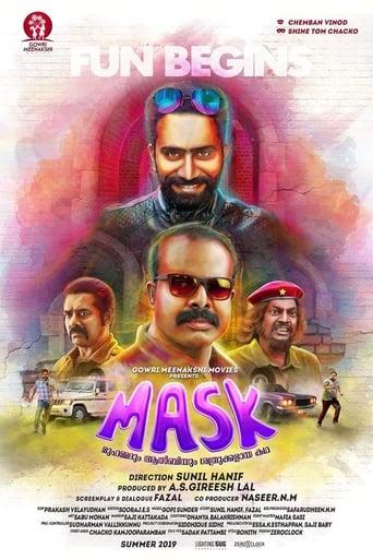 Poster of MASK: Muhammadum Albiyum Shathrukkalaya Kadha