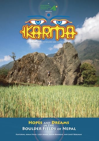 Karma, Hopes and Dreams in the Boulderfields of Nepal