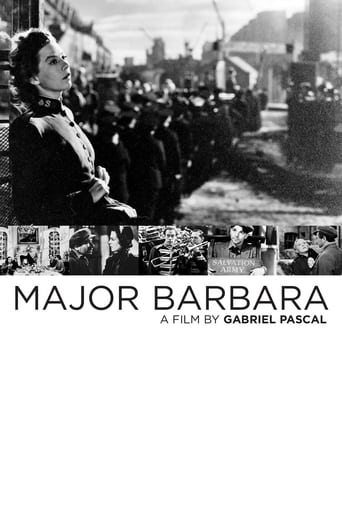 Poster of Major Barbara