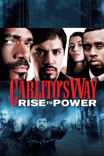 Carlito's Way: Rise to Power Poster