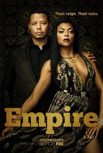 Empire Fama e Poder 3ª Temporada - Poster